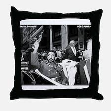 Selassie NY Parade Throw Pillow