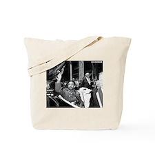 Selassie NY Parade Tote Bag