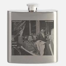 Selassie NY Parade Flask