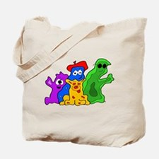 Germ Family Photo Tote Bag