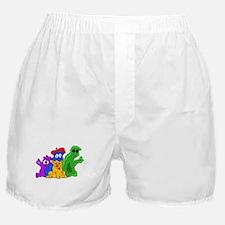 Germ Family Photo Boxer Shorts