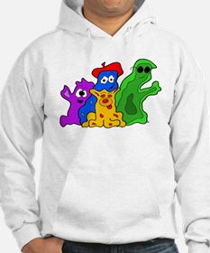 Germ Family Photo Hoodie