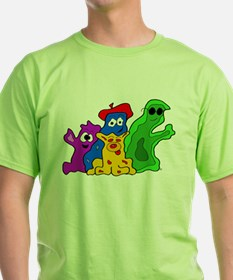Germ Family Photo T-Shirt