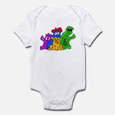 Germ Family Photo Infant Bodysuit