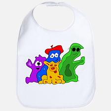 Germ Family Photo Bib