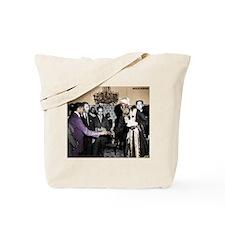 Selassie Meeting Tote Bag