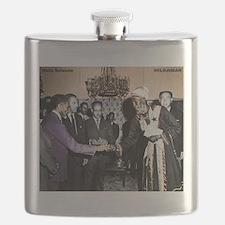 Selassie Meeting Flask