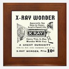 X-Ray Wonder Framed Tile