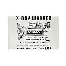 X-Ray Wonder Rectangle Magnet