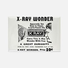 X-Ray Wonder Rectangle Magnet