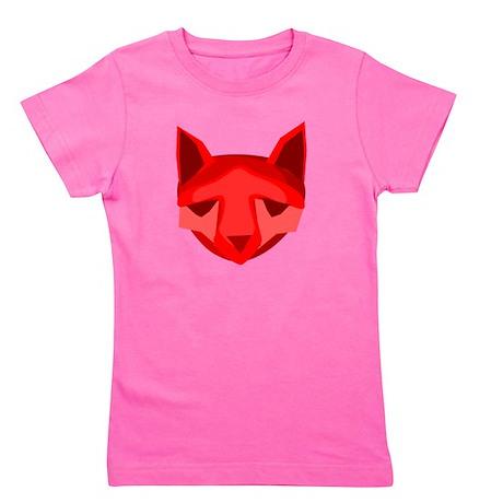 Red Fox Girl's Tee