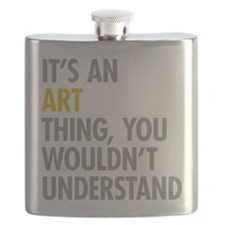 Its An Art Thing Flask