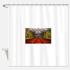 Ethiopian Orthodox Church Shower Curtain