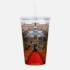 Ethiopian Orthodox Church Acrylic Double-wall Tumb