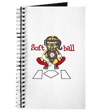 Catch Softball Journal