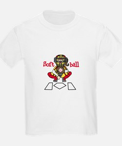 Catch Softball T-Shirt