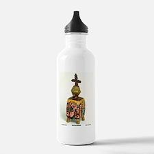 Ethiopian Orthodox Figure Water Bottle
