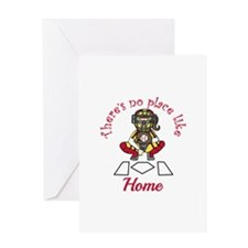 No Place Like Home Greeting Cards