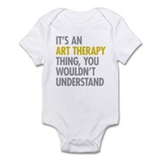 Its An Art Therapy Thing Onesie