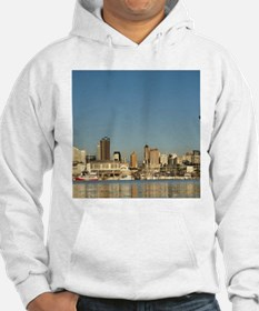 Skytower and Auckland CBD, St Ma Hoodie