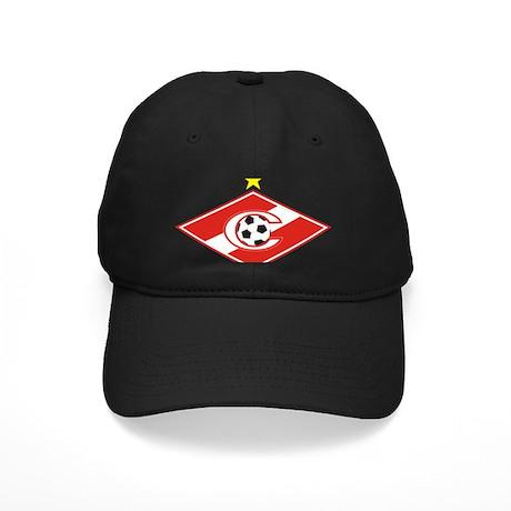 Spartak Moscow Black Cap