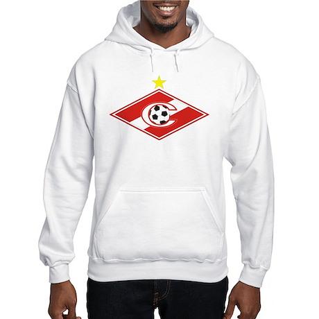 Spartak Moscow Hooded Sweatshirt
