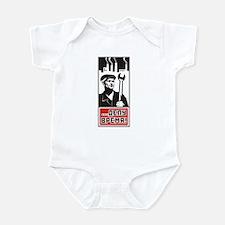 Workers Unite! Infant Bodysuit