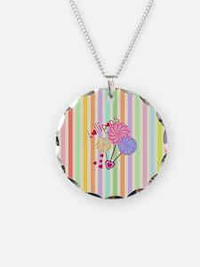 Cute Lollipop Necklace