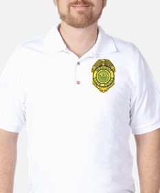 Vermont State Police Golf Shirt