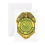 Vermont State Police Greeting Cards (Pk of 10)