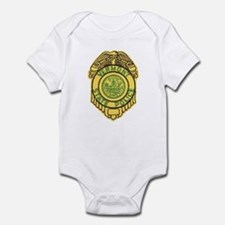 Vermont State Police Infant Bodysuit