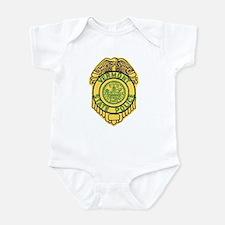 Vermont State Police Onesie