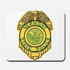 Vermont State Police Mousepad