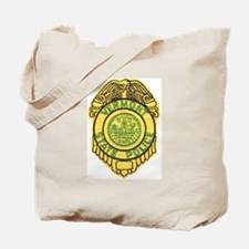 Vermont State Police Tote Bag