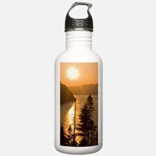 View of the Saguenay F Water Bottle