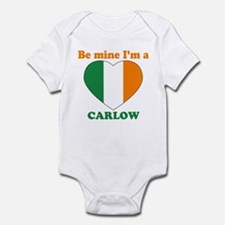 Carlow, Valentine's Day Infant Bodysuit