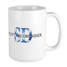 Scot Drummer1 Mugs
