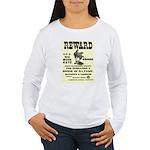 Big Nose Kate Women's Long Sleeve T-Shirt