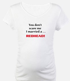 Unique Married to a redhead Shirt