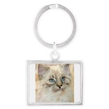 Ragamuffin Cat Keychains