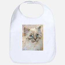 Ragamuffin Cat Bib