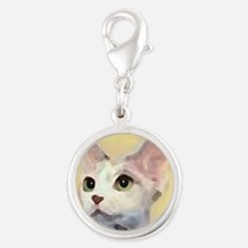 Devon Rex Cat Charms