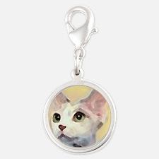 Devon Rex Cat Charms