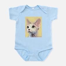 Devon Rex Cat Body Suit