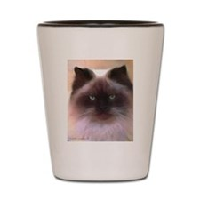 Himalayan Cat Shot Glass