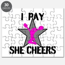 I Pay She Cheers Puzzle