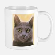 Chartreux Cat Mugs