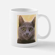 Chartreux Cat Mugs