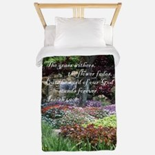 Stands Forever Twin Duvet