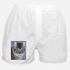 American Curl Cat Boxer Shorts